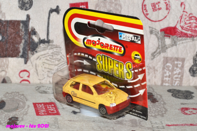 N°207S/208S RENAULT CLIO I Major150