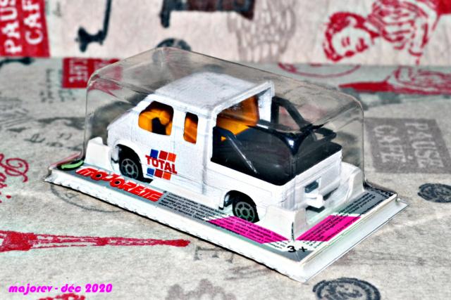 N°230 - Ford Transit Custom Tow Truck Major153