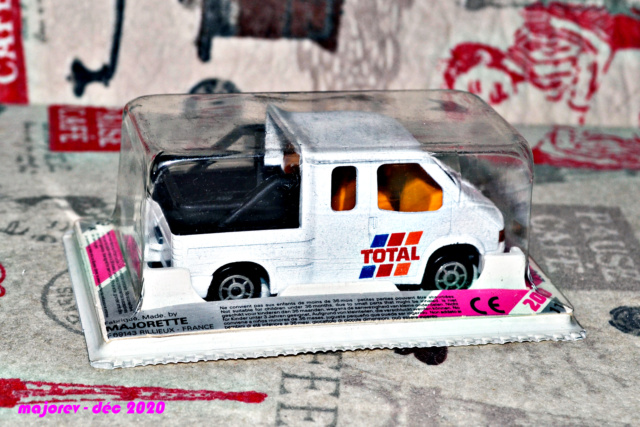 N°230 - Ford Transit Custom Tow Truck Major154