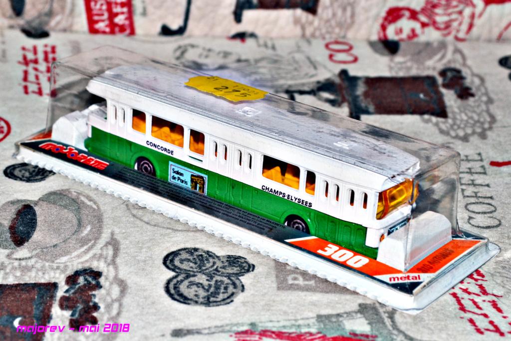 N°310 autobus SAVIEM parisien  Majore60