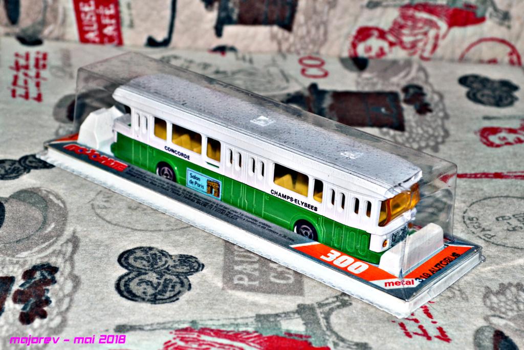 N°310 autobus SAVIEM parisien  Majore61
