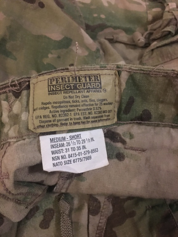 Odd Labeling in Multicam Trousers Img_4611