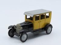 B10 (Tout acier) de 1924 à 1925 : 17.259 ex :