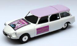 Citroën, des miniatures pour fêter...