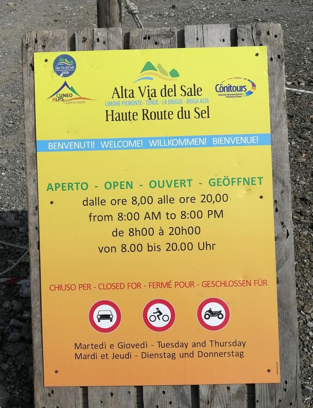 Roadtrip Alpes Fr et It par les pistes du 13 au 16 août 2020 Img_2208