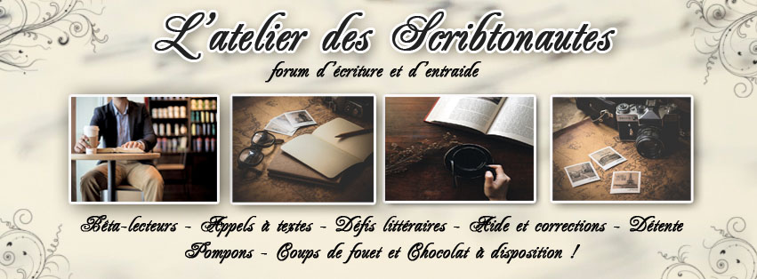 L'atelier des Scribtonautes