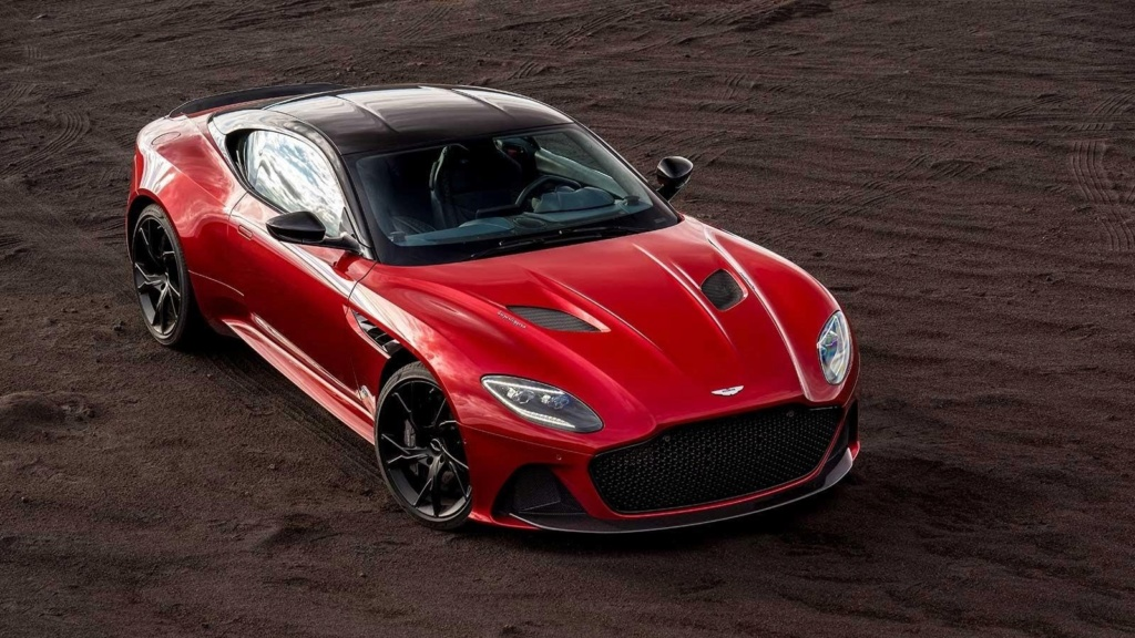 2019 - [Aston Martin] DBS Superleggera 105dab10