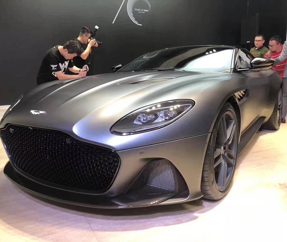 2019 - [Aston Martin] DBS Superleggera 1aa7dd10