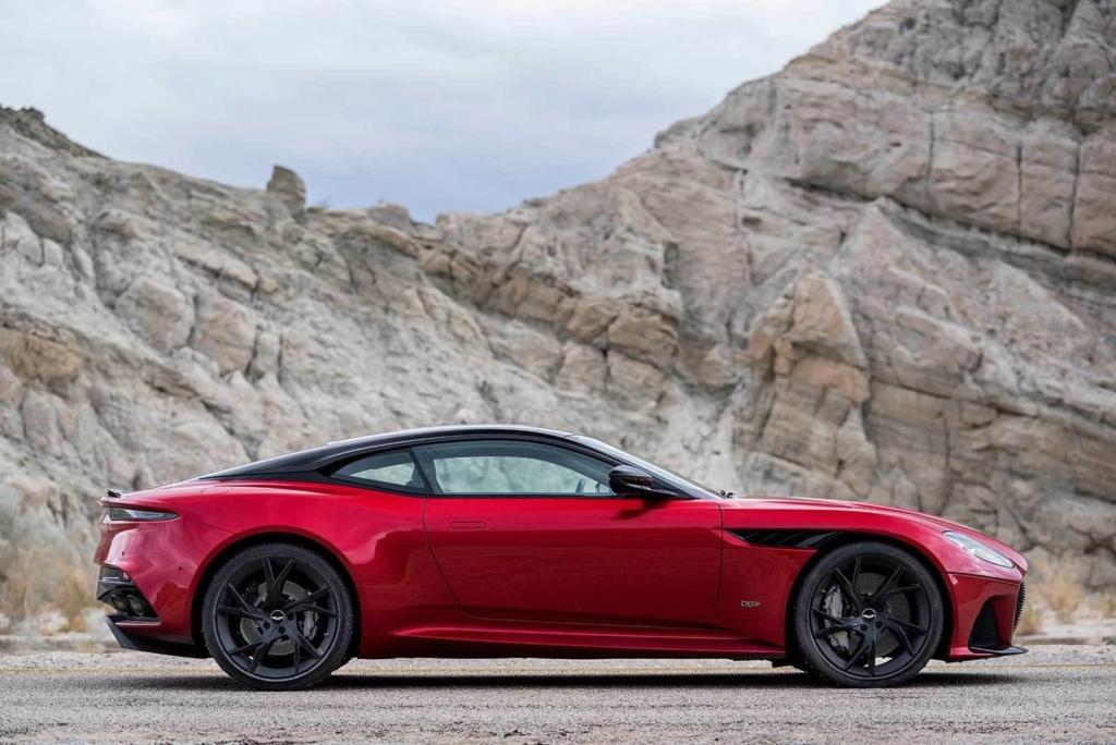 2019 - [Aston Martin] DBS Superleggera 1d5ec910