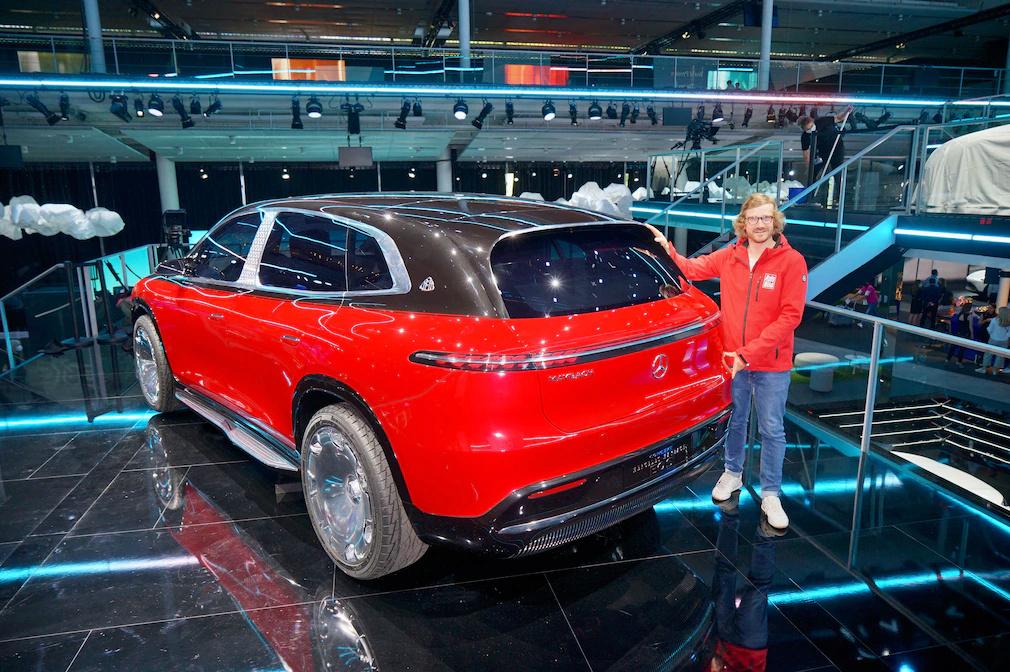2021 - [Mercedes] EQS SUV Concept  1f916410