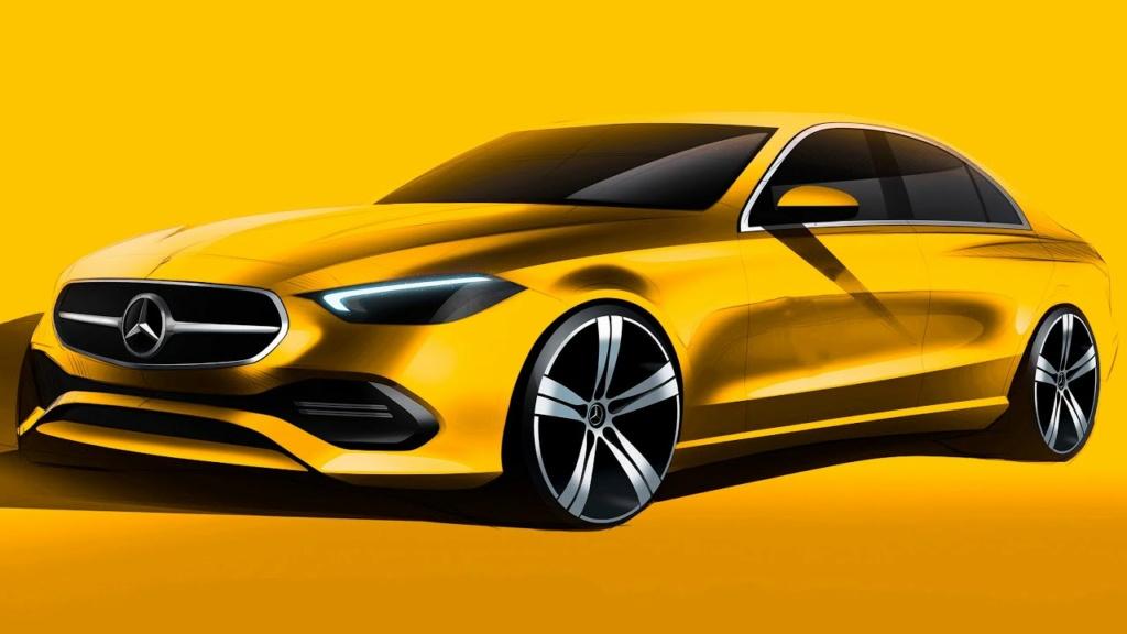 2020 - [Mercedes-Benz] Classe C [W206] - Page 11 51219f10