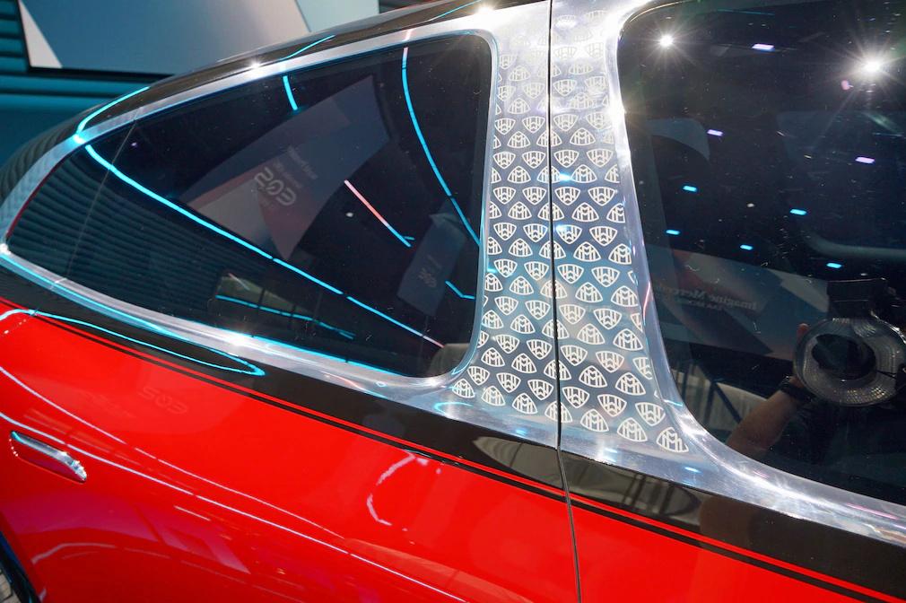 2021 - [Mercedes] EQS SUV Concept  A0222e10