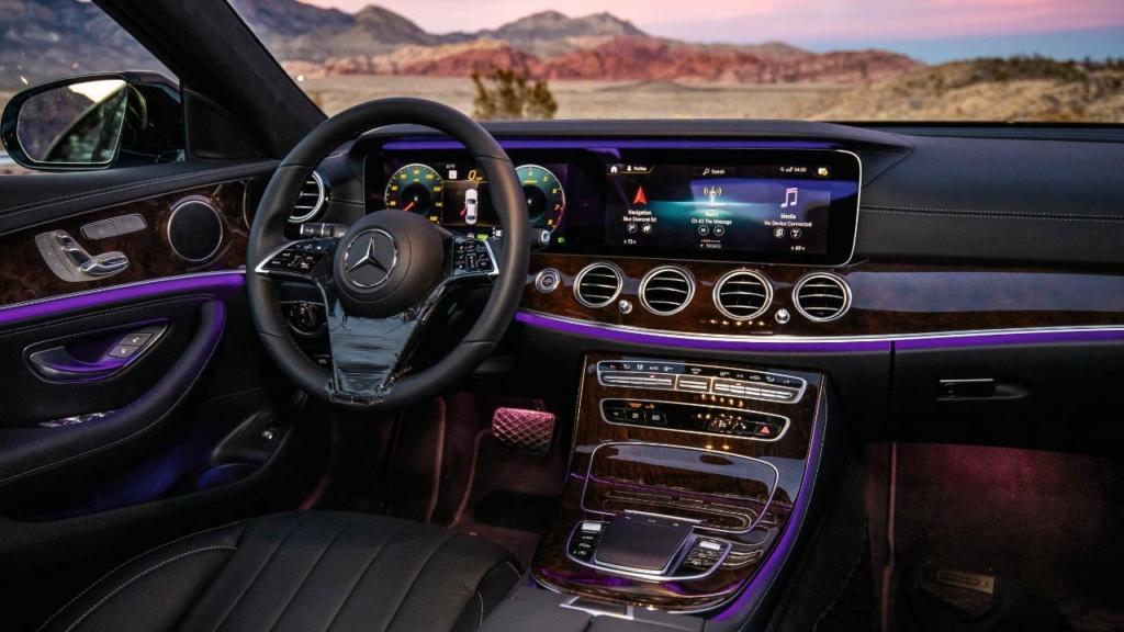 2020 - [Mercedes-Benz] Classe E restylée  - Page 3 A1c50510