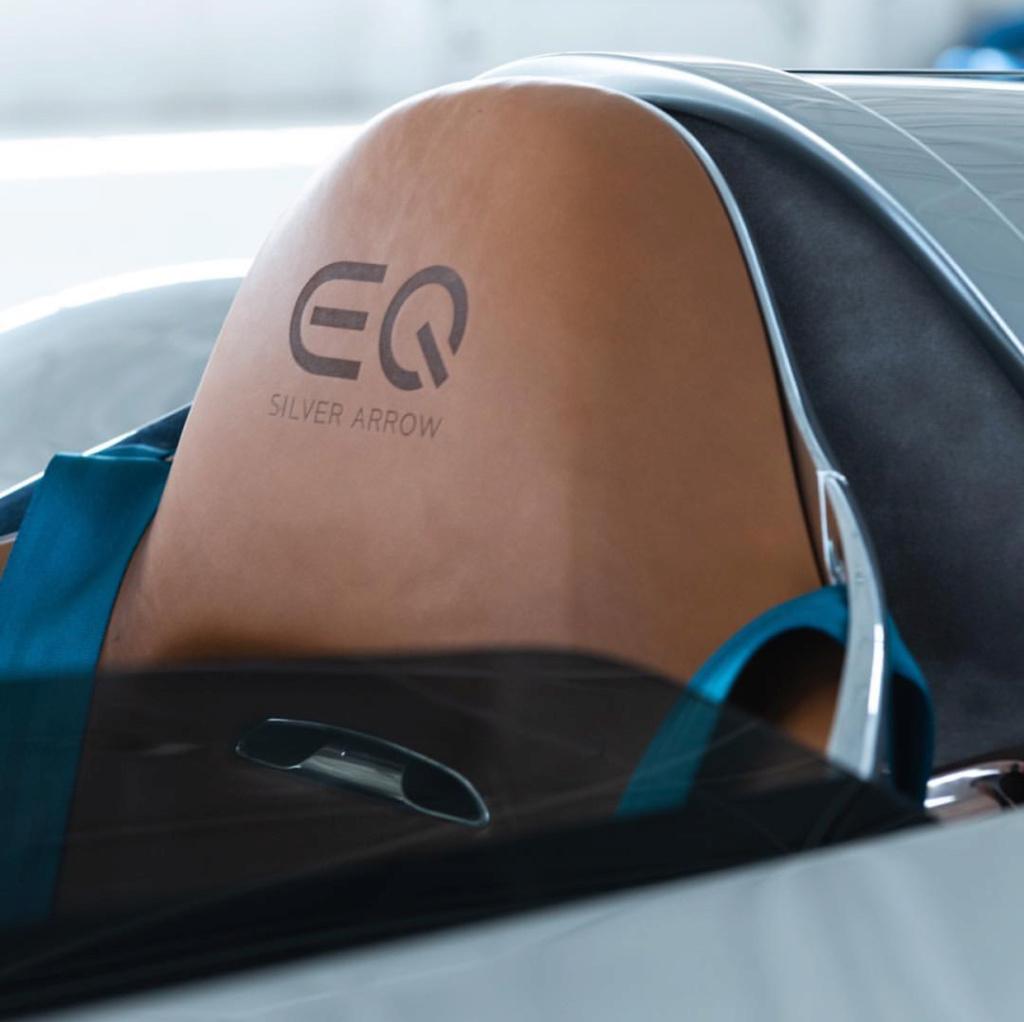 2018 - [Mercedes] EQ Silver Arrow Concept (Pebble Beach) Ab6bb110