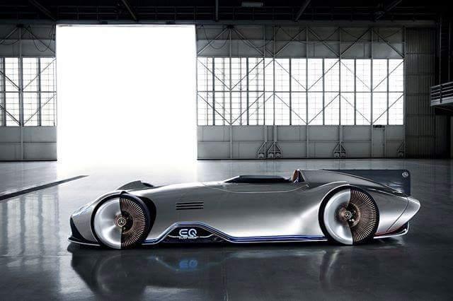 2018 - [Mercedes] EQ Silver Arrow Concept (Pebble Beach) D1c8ae10