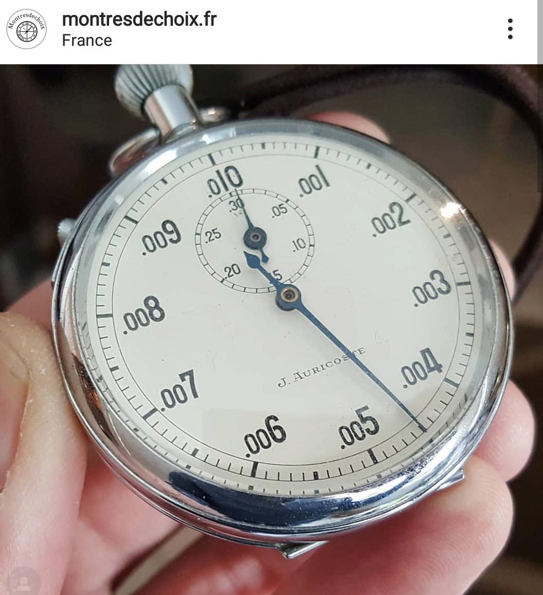 ZENITH -  [Postez ICI les demandes d'IDENTIFICATION et RENSEIGNEMENTS de vos montres] - Page 12 20190520