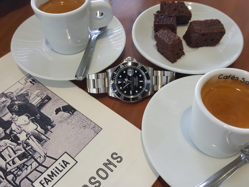 Pause café et montre (toutes marques) - tome III - Page 7 20190818