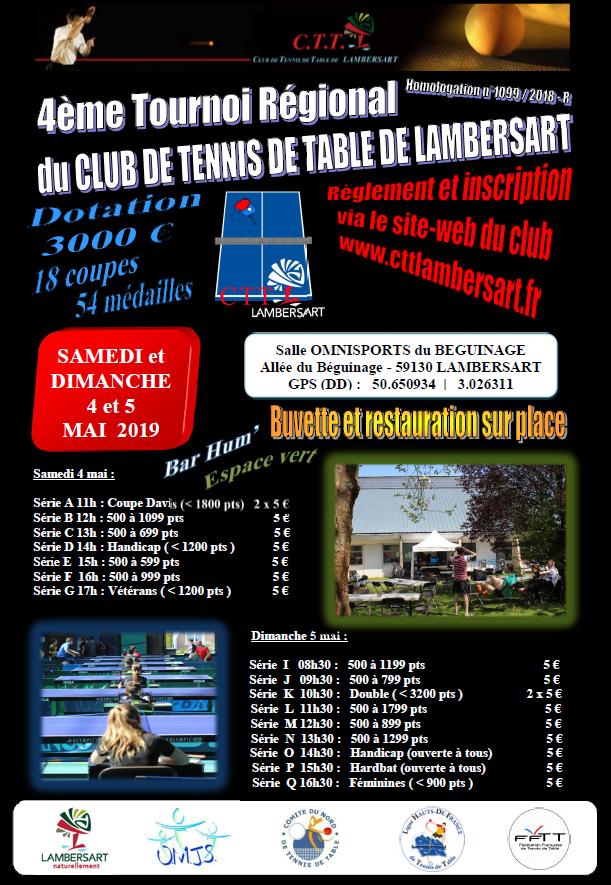 Tournoi Régional du C.T.T.Lambersart (59) - 4 & 5 mai 2019 Cttl_a10