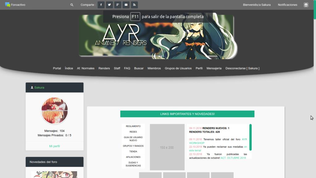 AYR · Anime y Renders Screen15