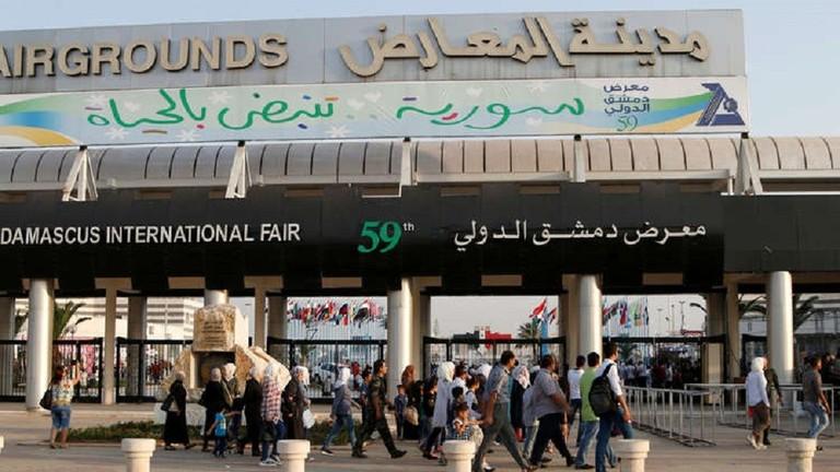 لقطات من معرض دمشق الدولي 2019 5d653f10