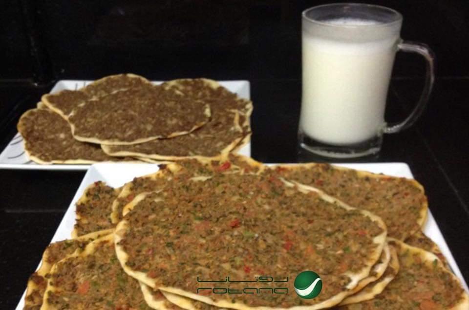 اللحم بعجين محبوب عشق الحلبيين Fb_im269
