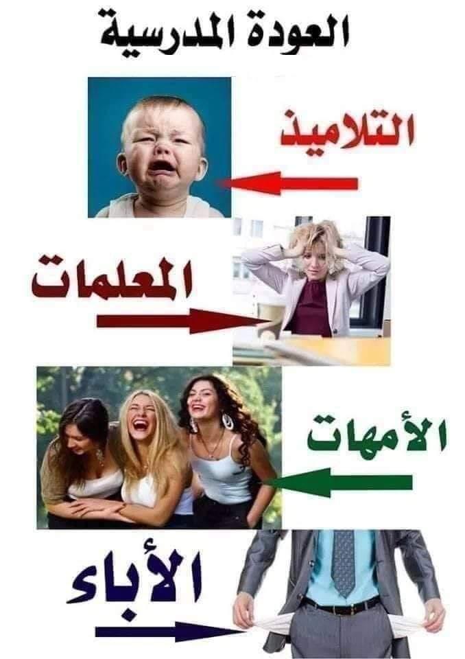 حالة كل واحد عند افتتاح المدارس Fb_im284