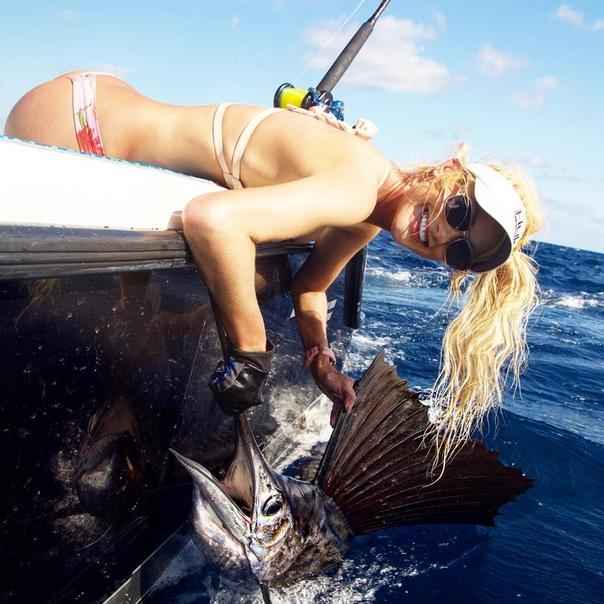 صيد الاسماك مع الصبايا . تكون الرحلة رائعة Haqcai10