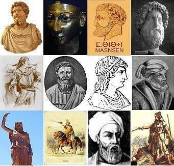 منتدى شخصيات عبر التاريخ القديم و الحديث