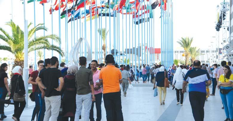 لقطات من معرض دمشق الدولي 2019 New-al10