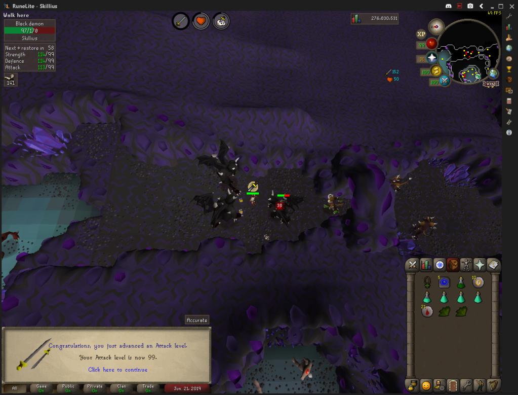 Skillius's Final Road to Maxed Attack11