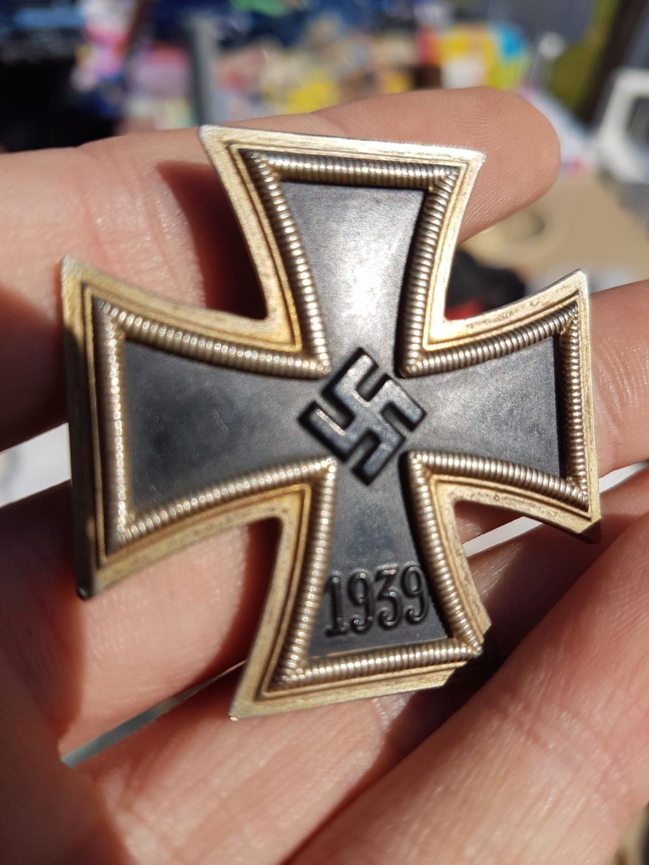 Très jolie croix de fer mais pas sûr 20190529