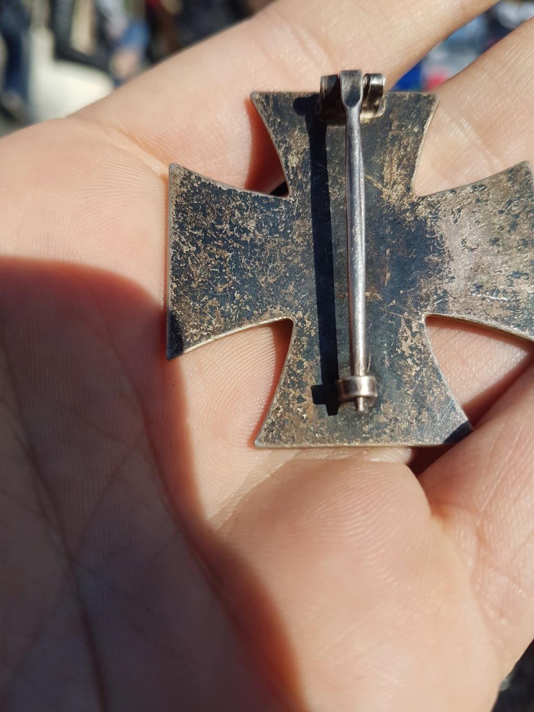 Très jolie croix de fer mais pas sûr 20190530