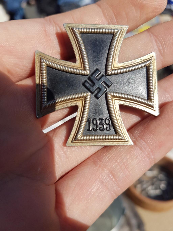 Très jolie croix de fer mais pas sûr 20190531