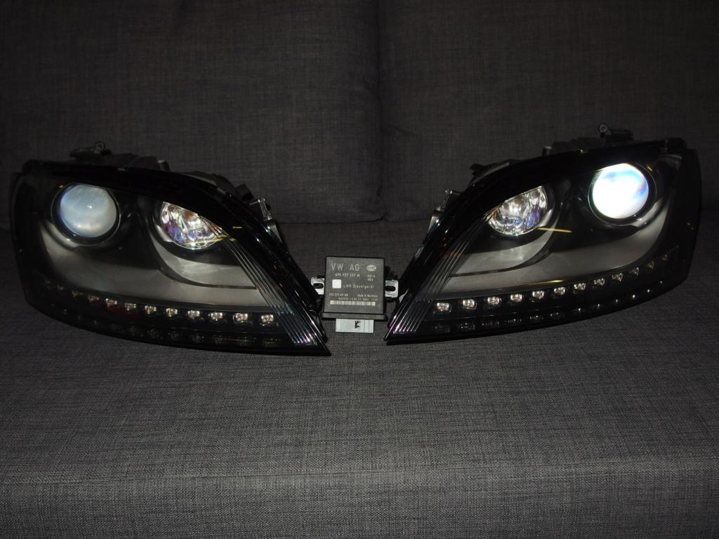 Vds 2 phares Xénons Plus à Led phase 2  Pa291511