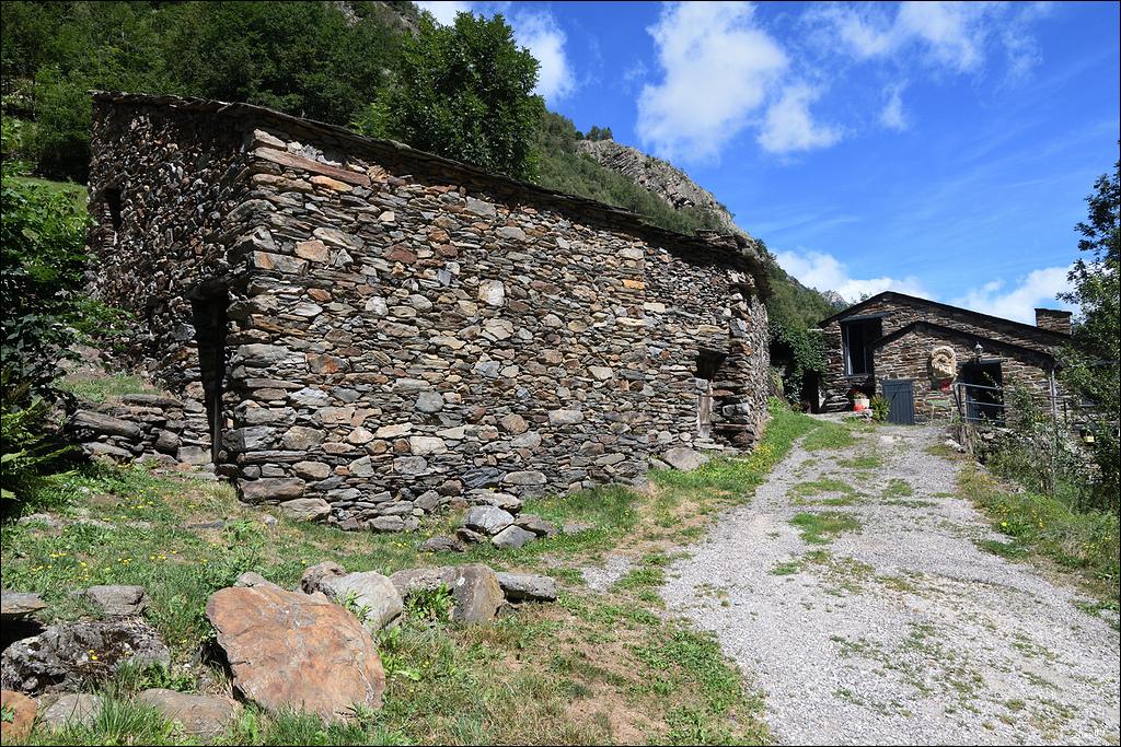 Mounicou, village Ariégeois dans les montagnes d'Auzat Lmb_7114