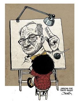 Le papa de Mafalda, le dessinateur argentin Quino est mort ..... C55f4311