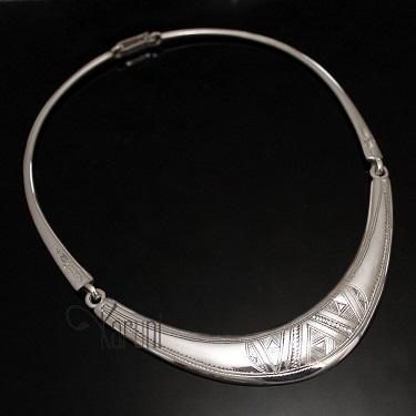Collier Torque bronze  Collie11