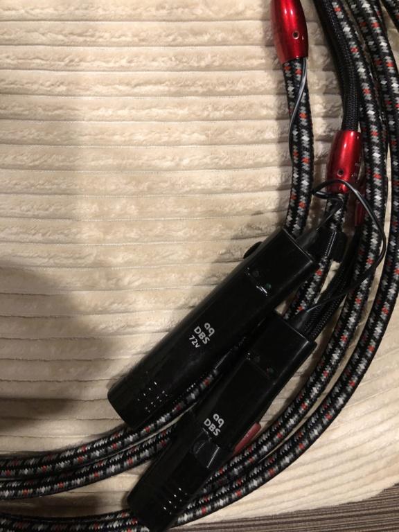 Audioquest speaker cable 53cf4910