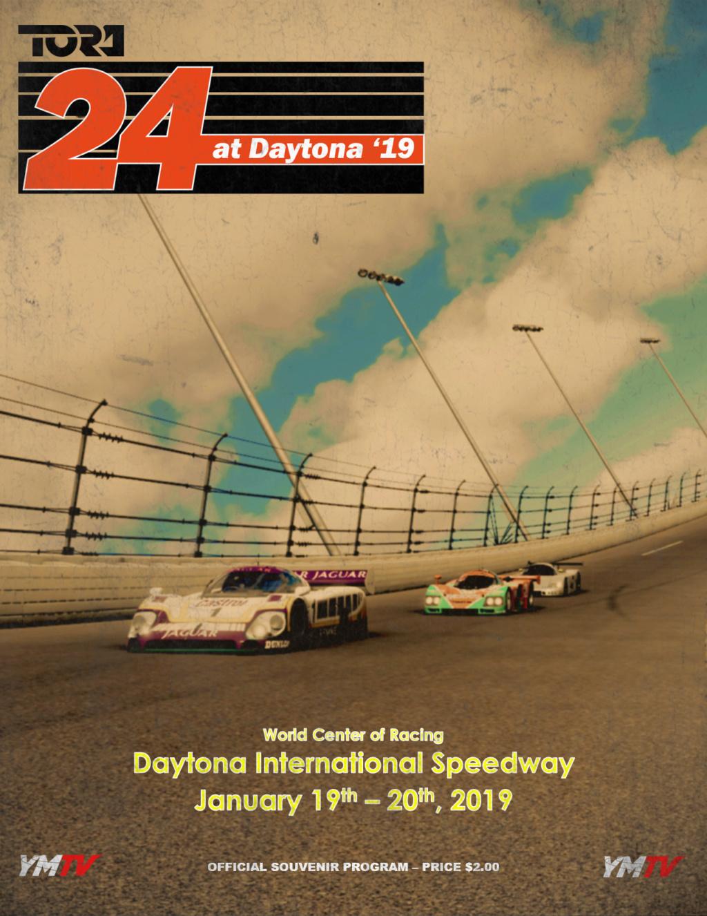 Classic 24 Hours of Daytona - Media Poster10