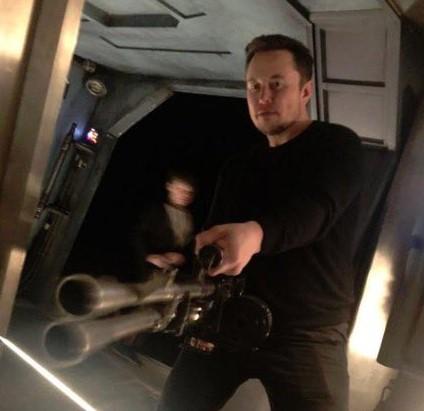 Starship - Transfert du Mk2 de Cocoa au KSC Musk10