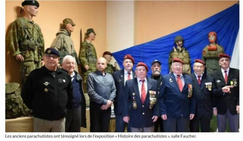 Photos , Les parachutistes racontés par eux-mêmes: MACHET, PRIGENT, MINOT, DUPIN .....  Jpd11