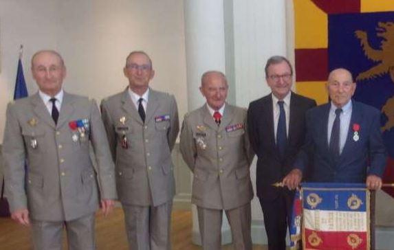 Henri MAZE et Marcel Braunstein Para10