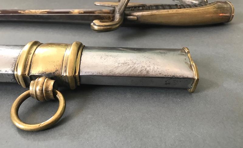 Les sabres d'officier de cavalerie légère à la chasseur Image110