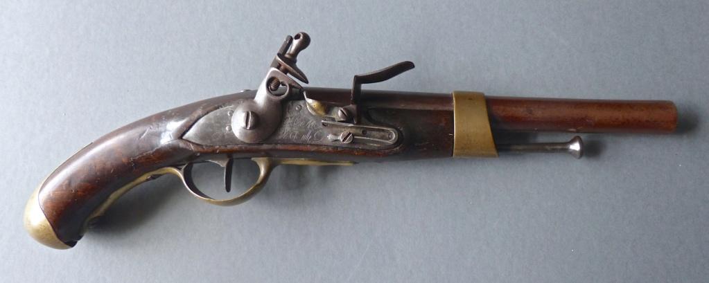 Pistolet de bord M1786 P1260510