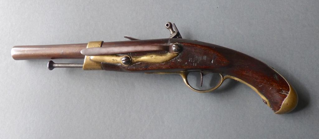 Pistolet de bord M1786 P1260512