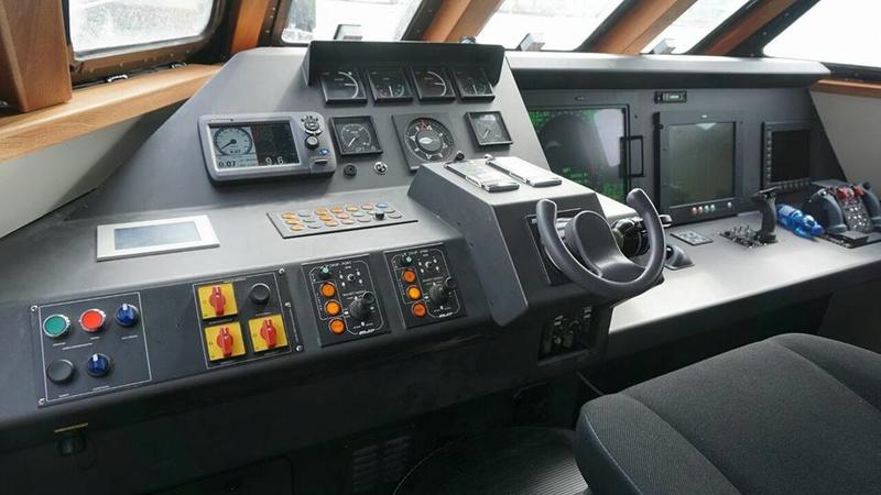 Lanchas rápidas clase Shaldag Mk II de la Prefectura Naval Argentina 28378610