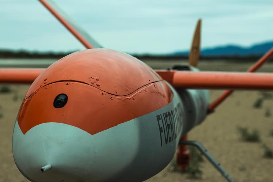 Base Aérea de Chamical, reabre sus puertas a los nuevos RPAS 35240210