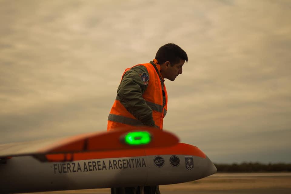 Base Aérea de Chamical, reabre sus puertas a los nuevos RPAS 35301210