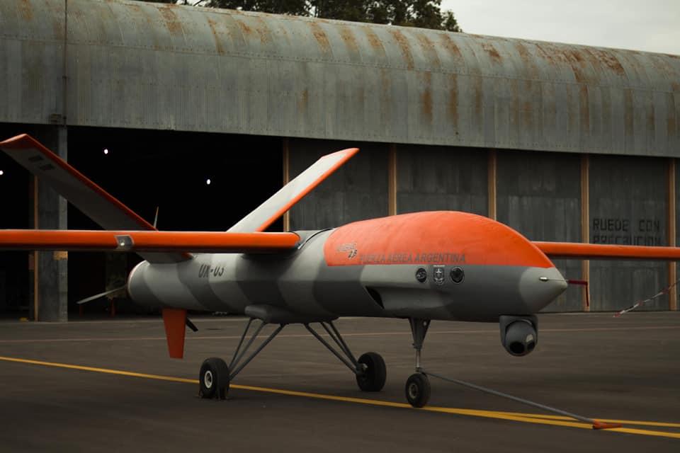 Base Aérea de Chamical, reabre sus puertas a los nuevos RPAS 35400510