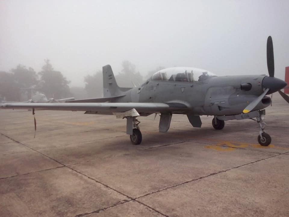 Creación del Escuadrón II Operativo EMB-312 TUCANO 38391710